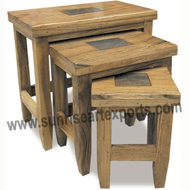 international acacia wood furniture range