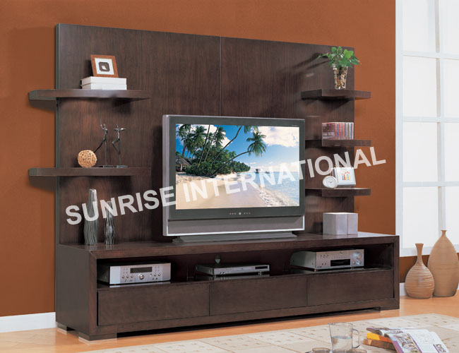 sunrise international wooden tv cabinets cd dvd racks. Black Bedroom Furniture Sets. Home Design Ideas