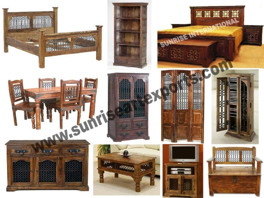 Wooden Furniture In India